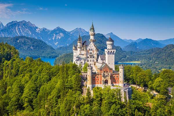 Tickets Fur Das Schloss Neuschwanstein Tickets 39 75 Euro